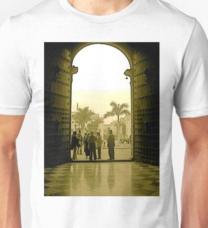 A View from La Catedral de Lima T-Shirt
