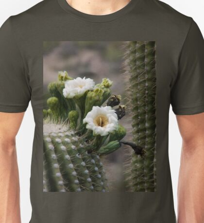Magnificant Bloom of the Saguaro  T-Shirt