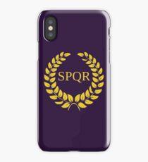 Camp Jupiter iPhone Case