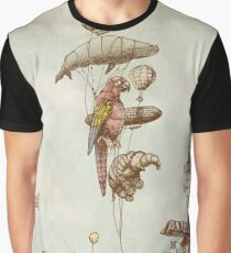 A Day at the Fair Graphic T-Shirt