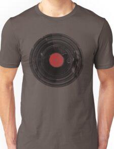 Vinyl Record Vintage Grunge Retro T-Shirt