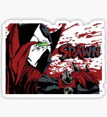 Spawn Sticker