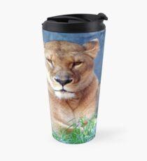 Lioness Travel Mug