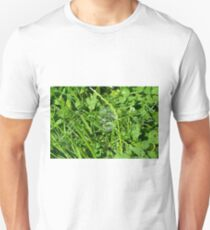 Soap bubble in the grass. T-Shirt