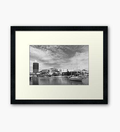 Ross Creek Townsville Framed Print