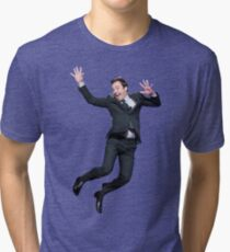 Jumpin' Jimmy Tri-blend T-Shirt