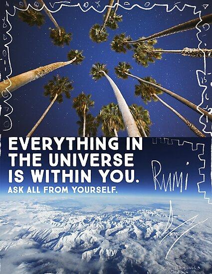 Rumi quote by Pranatheory