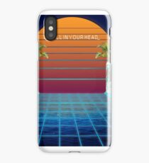IN YOUR HEAD iPhone Case/Skin