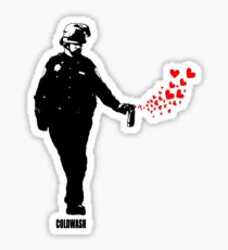 SPRAY LOVE Sticker