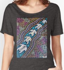 Turtle Dreaming Women's Relaxed Fit T-Shirt
