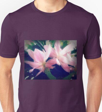 Christmas Cactus - at front porch T-Shirt