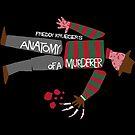 Anatomy of Freddy by Paula García