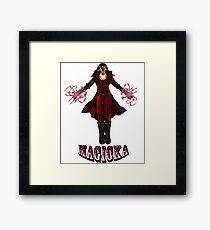 Magicka! Framed Print