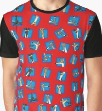 Heads Up! assorted items Graphic T-Shirt