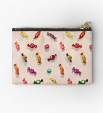 Sweet Candy Painted Pattern Studio Pouch