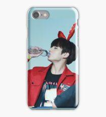 Drinking Jungkook iPhone Case/Skin