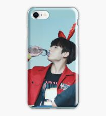 Drinking Jungkook iPhone Case/Skin
