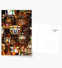 Light into another world Postcards