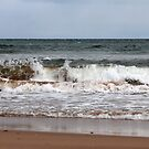 Atlantic Ocean on the north shores of PEI by TerrillWelch