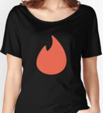 Tinder - App of the Year Women's Relaxed Fit T-Shirt