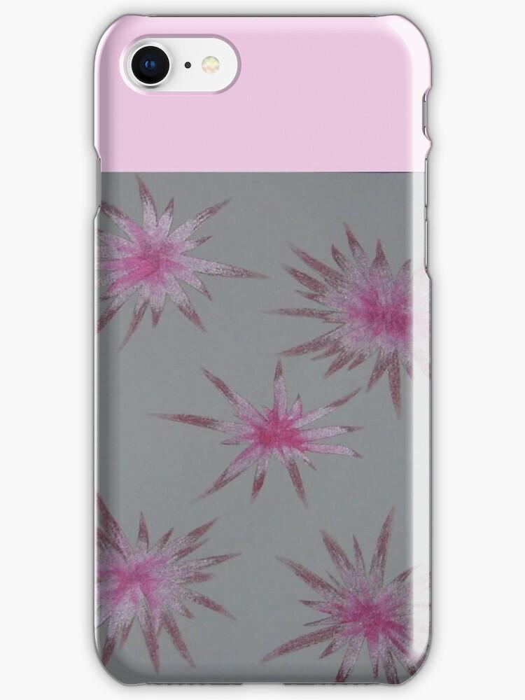 Starry Pinks by KazM
