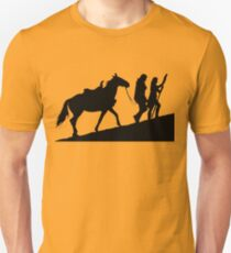 xena gabrielle and argo warrior princess Unisex T-Shirt