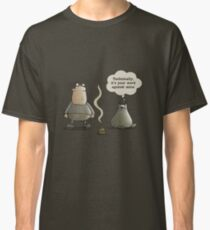 Technically, it's your word against mine Classic T-Shirt