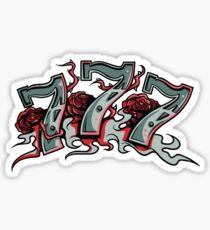 777 Sticker
