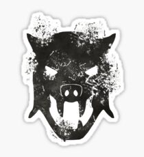The Hound Sticker