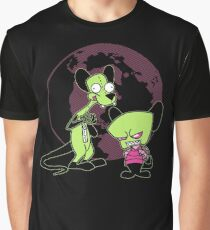 Take over the World Graphic T-Shirt