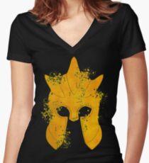 Kingsguard Women's Fitted V-Neck T-Shirt