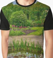 Reflected Clouds Graphic T-Shirt