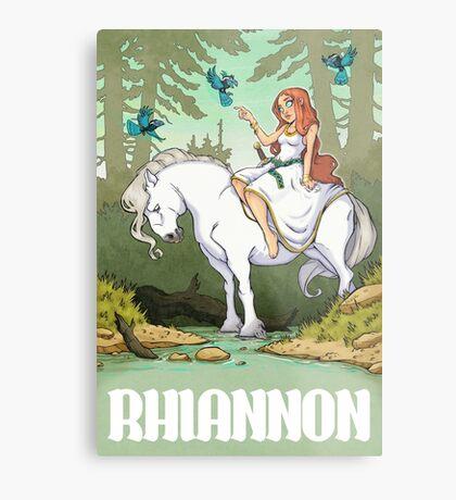 Rhiannon Metal Print