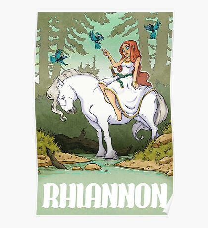 Rhiannon Poster