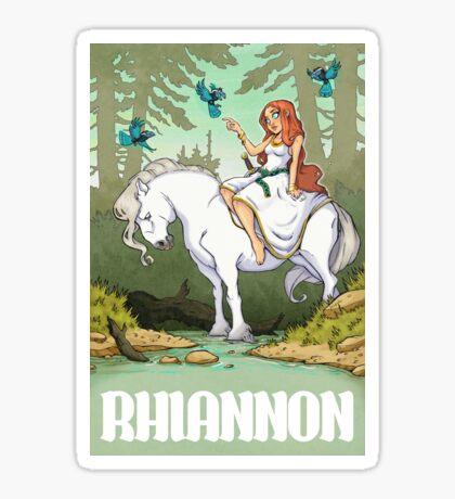 Rhiannon Sticker