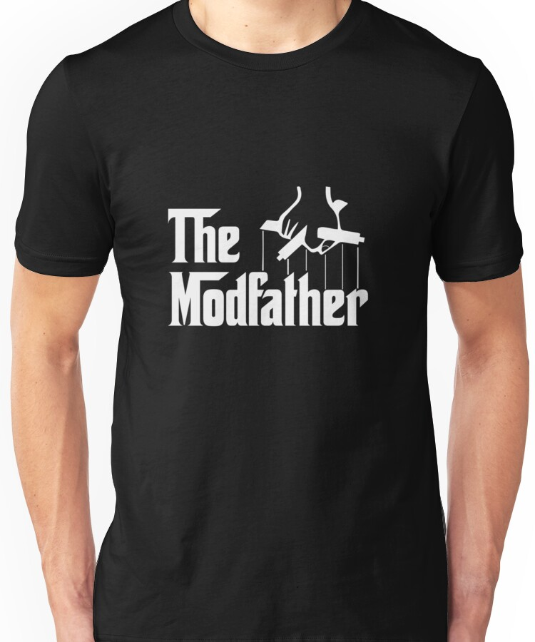 Vaper THE MODFATHER Unisex T-Shirt