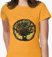 Healing Tree Women's Fitted T-Shirt
