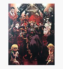 Floor Guardians - overlord characters Photographic Print