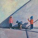 Shadow Play by Amanda Burns-Elhassouni