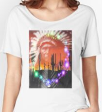 Ghost Dance Women's Relaxed Fit T-Shirt