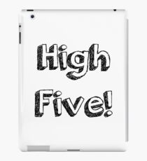 High Five! iPad Case/Skin