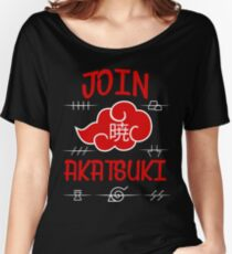 Join Akatsuki Women's Relaxed Fit T-Shirt
