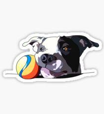 It's a Dog's Life Sticker