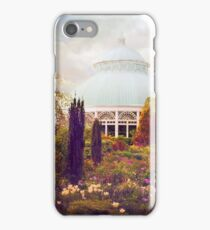 The Conservatory Gardens iPhone Case/Skin