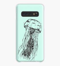 jellyfish Case/Skin for Samsung Galaxy