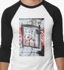 rise and shine Men's Baseball ¾ T-Shirt