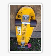 Jay Adams' Orignal Z-Flex Board Sticker