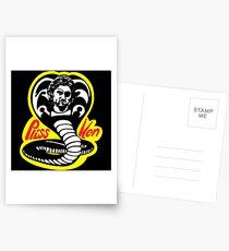 Pliss Ken Postcards