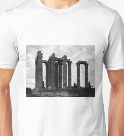 Temple of Olympia Zeus T-Shirt