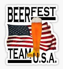 beerfest Sticker
